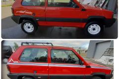 Fiat Panda Val d'Isère édition -1