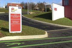 Marquage sol Centre Medico-psychologique