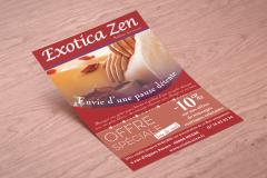 Exotica Zen Flyer