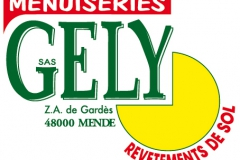 Menuiserie Gely logo