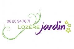 Lozère Jardin logo