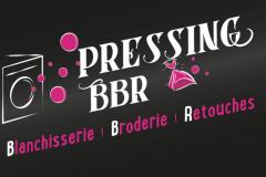 Pressing BBR logo