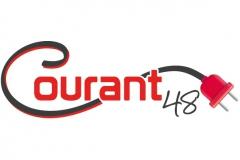 courant 48 logo