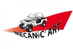 mecani cart  logo