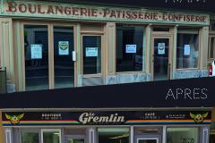 Le Gremlin st chely - AVANT APRES