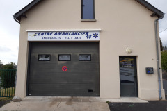 Centre Ambulancier 48 St Alban