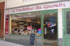 Le troubadour des gourmets