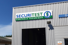 Securitest Enseigne Mende