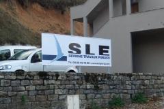 SLE Panneau