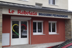 Brasserie pedagogique  le Rabelais