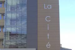 Enseigne La Cité Mende