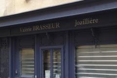 Enseigne Valérie Brasseur Joallière