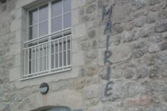 Enseigne Mairie