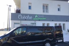 ADMR salon de provence enseigne