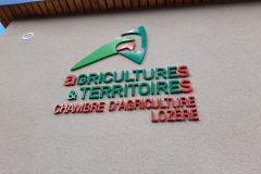 Chambre agriculture st chély