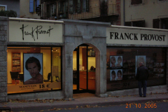 Enseigne Franck Provost Mende