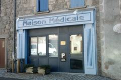 Maison medical enseigne