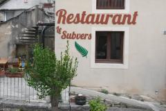 Restaurant le Subvers Florac