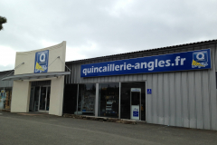 Angles quincaillerie