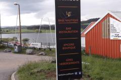 complexe du grand lac Naussac totem