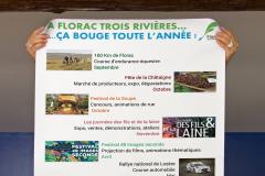Florac Trois Rivières -  Affiches