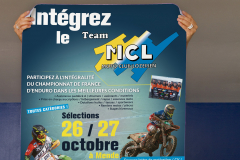 Team MCL -  Affiches