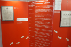 Archives exposition St Alban 2020