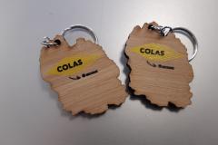 COLAS Porte clés