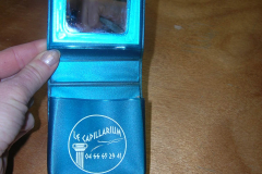 Le Capillarium - Miroir de poche