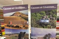 Roll up Causses & Cévennes