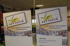 Roll up lycée Peytavin
