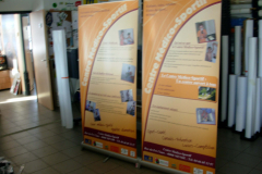 roll-up Centre Medico-Sportif