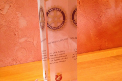 Rotary Trophée