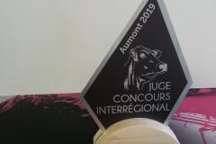 juge concours interregional aumont Trophée