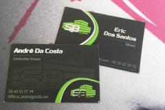 S&B carte de visite