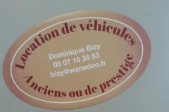 Magnétique Bizy location voiture