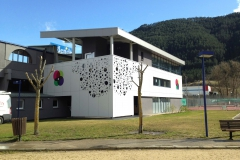 Adhésifs façade Mende
