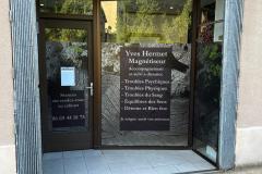 Yves-Hermet-Magnetiseur effet dépoli impression