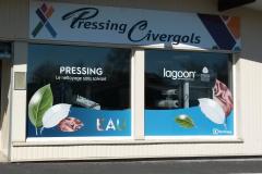 pressing civergols