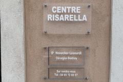 Plaque Professionnelle Centre Risarella