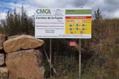 CMCA Allenc panneau