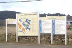 Signalétique zone d'activité de Chanac 2