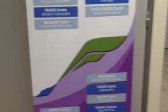 signalétique intérieur Maison de santé Florac