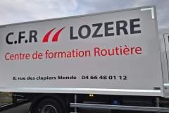 Camion CFR Lozère