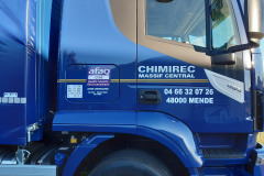 Camion Chimirec stralis