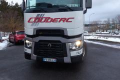Couderc transport