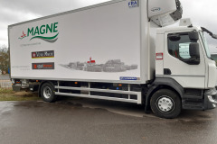 Camion Magne