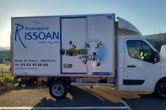 Fromageri Rissoan camion frigo