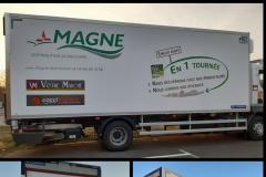 Magne Distribution déco camion 2021