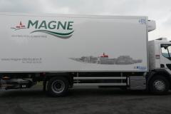 Magne distribution